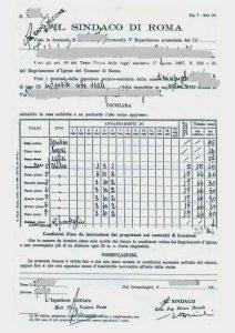 Copia del Certificato di Abitabilità e Agibilità